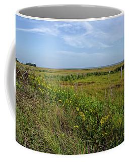 Cape Cod Marsh Coffee Mug