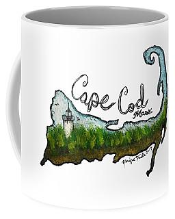 Cape Cod, Mass. Coffee Mug