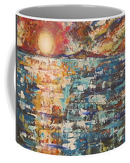Cape Cod Sunset Coffee Mug