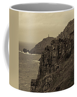 Cape Cornwall - Square Coffee Mug