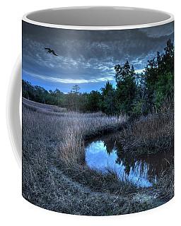 Cape Fear Tide Pool Coffee Mug by Phil Mancuso