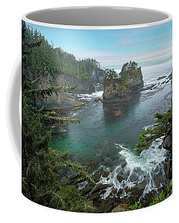 Cape Flattery North Western Point Coffee Mug