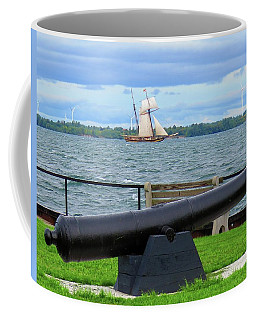 Cape Vincent Gun Coffee Mug