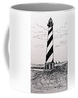 Cape Hatteras Lighthouse Nc Coffee Mug