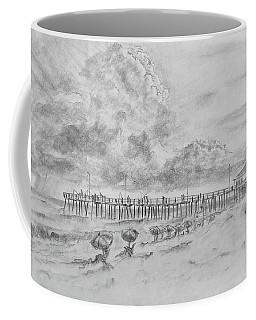 Cape Hatteras Summer Day Coffee Mug