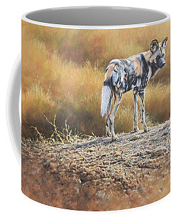 Cape Hunting Dog Coffee Mug