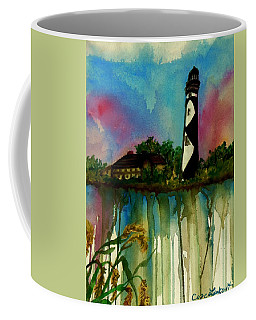 Cape Lookout Coffee Mug
