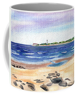 Cape May Beach Coffee Mug