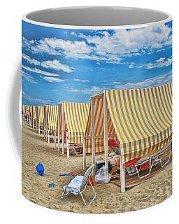 Cape May Cabanas 2 Coffee Mug