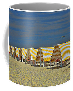 Cape May Cabanas 6 Coffee Mug