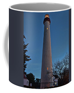 Cape May Lighthouse In Evening Coffee Mug