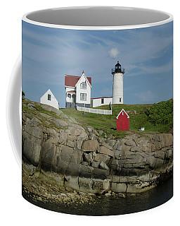 Cape Neddick Light Coffee Mug