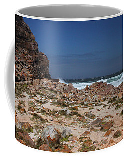 Cape Of Good Hope Coffee Mug by Bev Conover