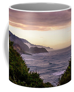 Cape Perpetua, Oregon Coast Coffee Mug