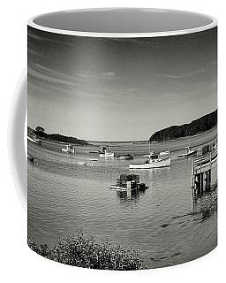 Cape Porpoise Harbor Coffee Mug