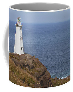 Coffee Mug featuring the photograph Cape Spear by Eunice Gibb