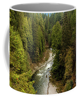 Capilano River Coffee Mug