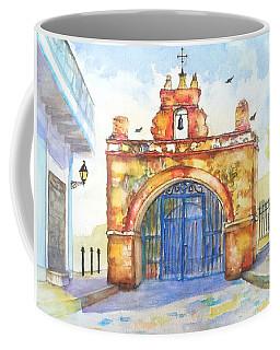 Capilla Del Cristo Puerto Rico Coffee Mug