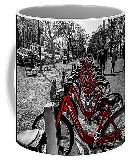 Capital Bikeshare Coffee Mug