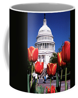 Capital Colors Coffee Mug