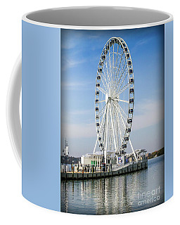 Capital Ferris Wheel Coffee Mug