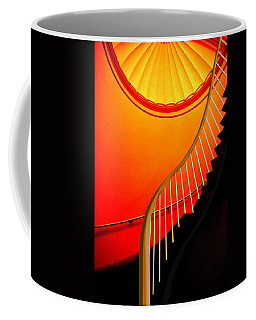 Capital Stairs Coffee Mug by Paul Wear