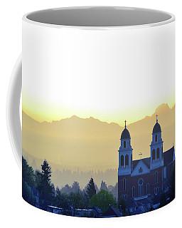 Capitol Hill Sun Up Coffee Mug
