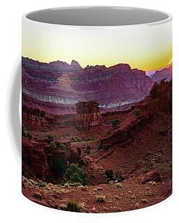 Capitol Reef Sunrise Coffee Mug
