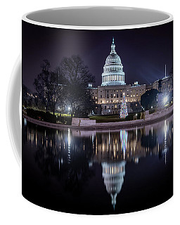 Capitol Reflects Coffee Mug