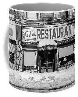 Capitol Restaurant Coffee Mug