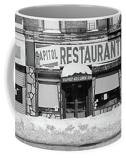 Capitol Winter Coffee Mug