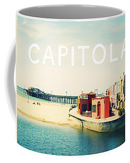Capitola Coffee Mug
