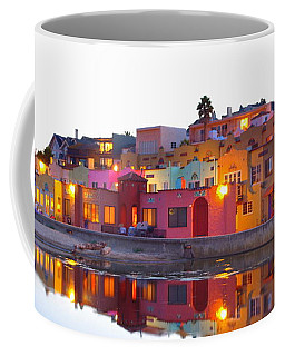 Capitola Venetian Hotel Coffee Mug