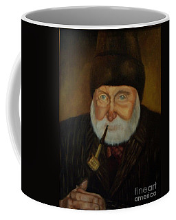 Cap'n Danny Coffee Mug by Marlene Book