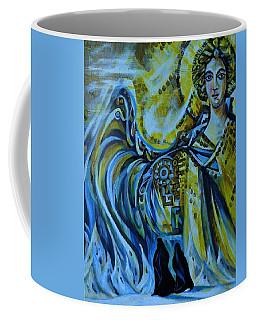 Cappadocia Sky Coffee Mug by Anna Duyunova