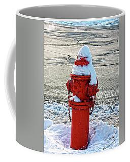 Capped Coffee Mug