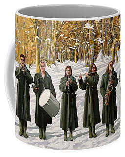 Coat Coffee Mugs