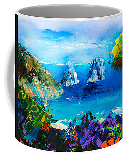 Capri Colors Coffee Mug