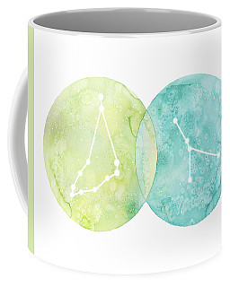 Capricorn And Cancer Coffee Mug