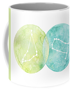 Capricorn And Gemini Coffee Mug