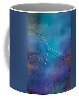 Cancer Constellation Coffee Mug