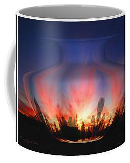 Coffee Mug featuring the photograph Capricorn Morning by Joyce Dickens