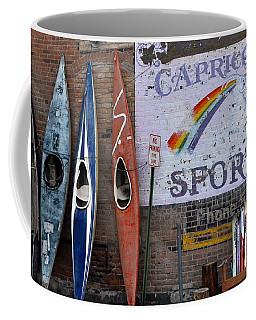 Capricorn Sports Coffee Mug