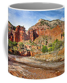 Caprock Canyon Coffee Mug