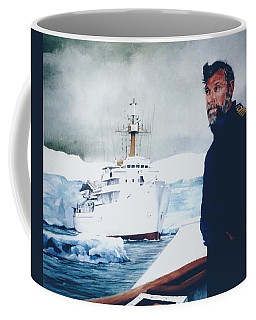 Capt Derek Law Coffee Mug