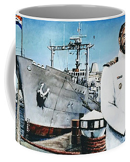 Capt Eric Green Coffee Mug