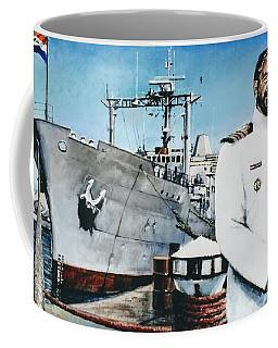 Capt Eric Green Coffee Mug
