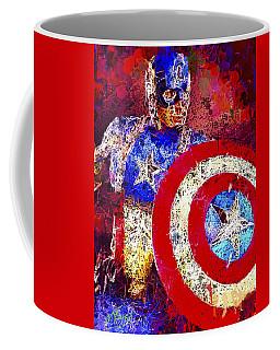 Captain America Coffee Mug