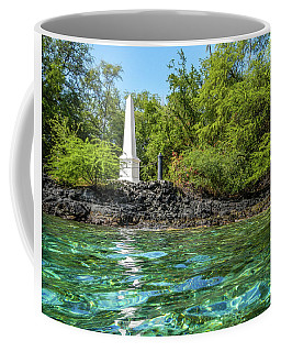 Captain Cook Monument Coffee Mug