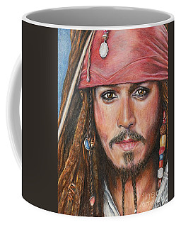 Captain Jack Coffee Mug